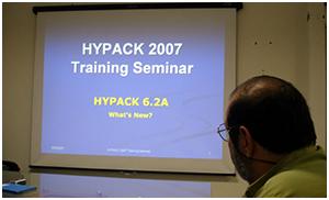 Curso ministrado em 2007 na Atalaia da PROA, em Manaus