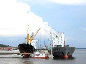 Super Terminais Pier Panamax ...